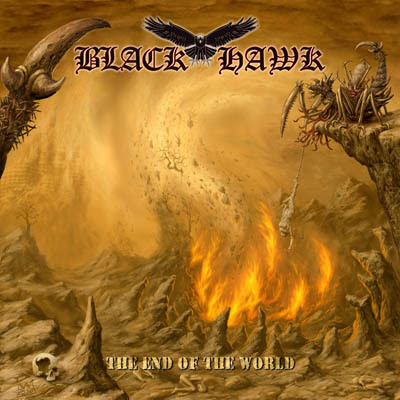 """BLACK HAWK – """"Just Like In Paradise"""" – official single from the album """"The End Of The World"""""""