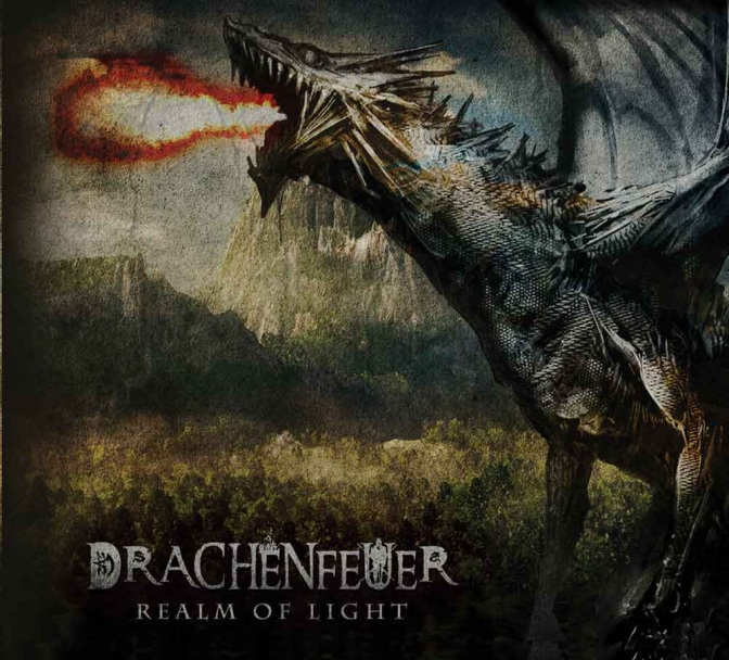 DRACHENFEUER RELEASES REALM OF LIGHT ON DARK AGE PRODUCTIONS