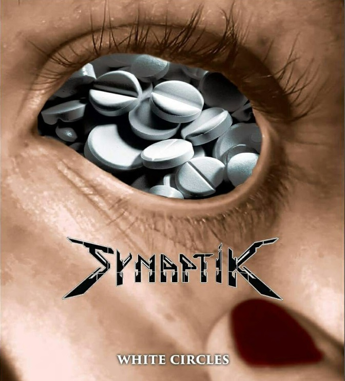 """Synaptik New """"White Circles"""" Video Released & """"Justify & Reason"""" in UK stores today! (10th April)"""
