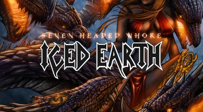 "ICED EARTH Details New Album and Release ""Incorruptible"" Single"