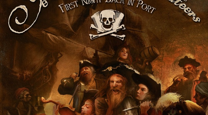 YE BANISHED PRIVATEERS  SIGN WORLDWIDE DEAL WITH NAPALM RECORDS!