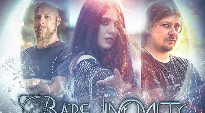 BARE INFINITY release new Lyric Video