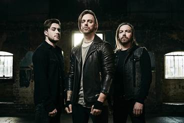 BULLET FOR MY VALENTINE REVEAL DETAILS OF 'LIVE FROM BRIXTON: CHAPTER TWO'