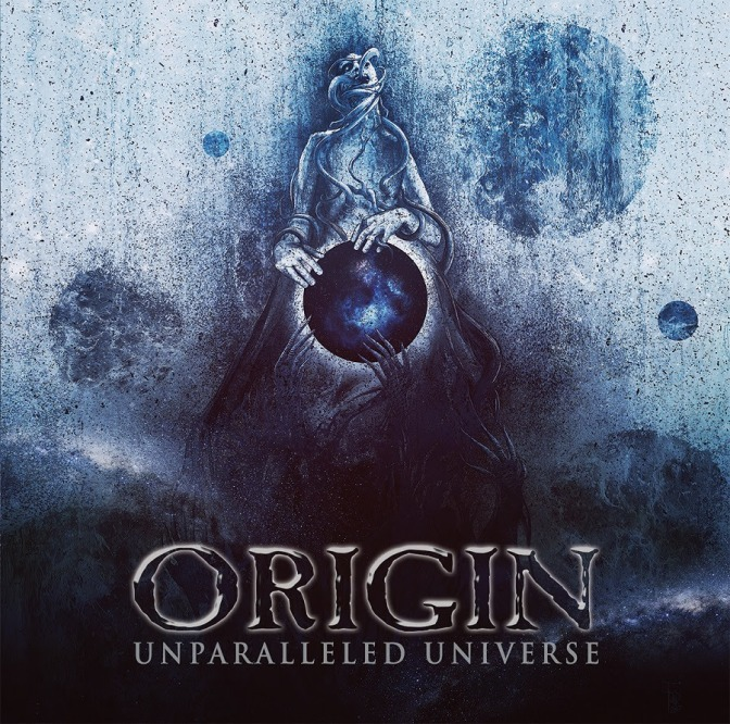 "ORIGIN detail new album ""Unparalleled Universe"" and premiere first single ""Accident And Error"" (360 degree lyric video)"