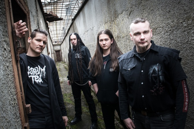 Helsinki Death Metal Band Post Pulse To Release Debut Record