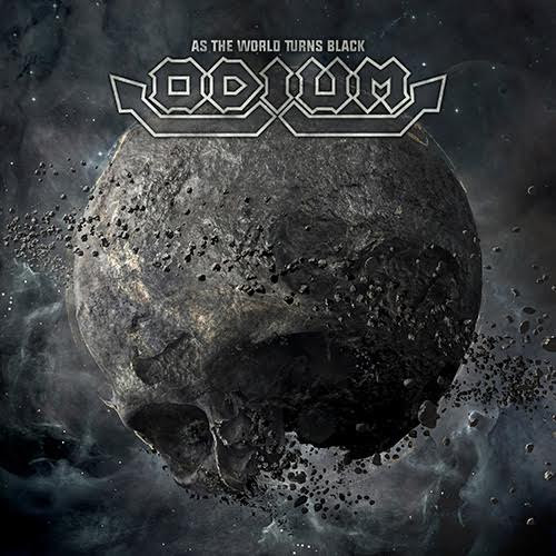 "ODIUM ""As The World Turns Black"" out on July 14th!"