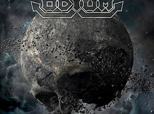"""ODIUM """"As The World Turns Black"""" out on July 14th!"""