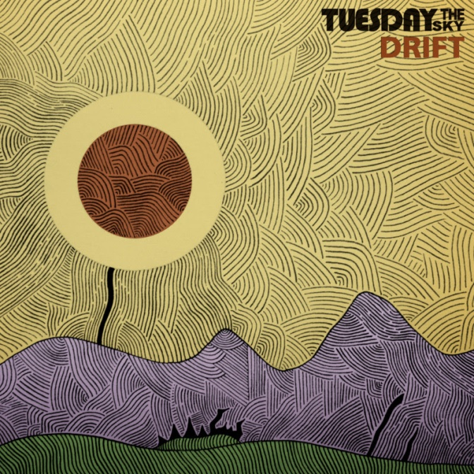 "Tuesday The Sky  – Debut first song off ""Drift"" debut album; Artwork and track-listing revealed!"