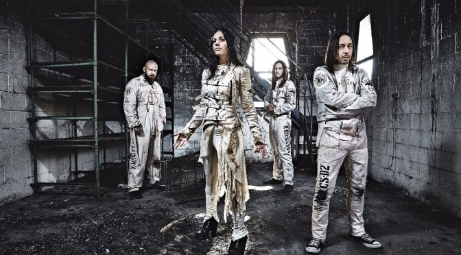"LACUNA COIL – release video for ""You Love Me 'Cause I Hate You"""
