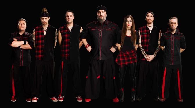"RUSSKAJA Release First Details Of Upcoming Album ""Kosmopoliturbo""!"