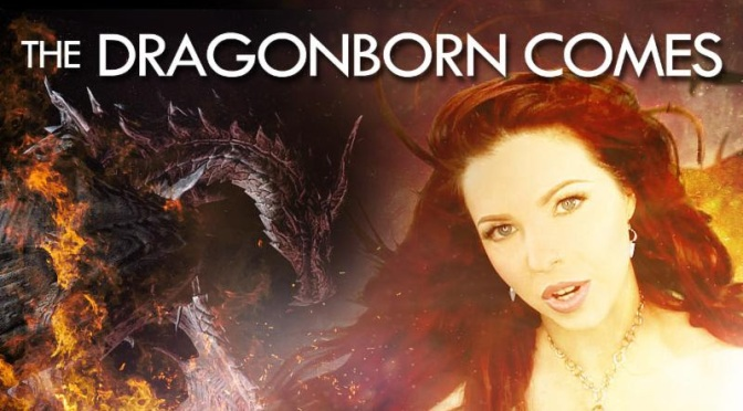 "Symphonic Vocalist LEAH Releases Ethereal Cover of Skyrim Video Game Theme Song ""The Dragonborn Comes"""