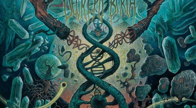 "DECREPIT BIRTH  to release new album ""Axis Mundi"" in July; listen to first single ""Epigenetic Triplicity"" (360 VR lyric video)"