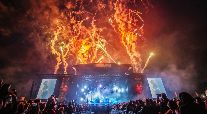 LIVE REVIEW: Download Festival – System Of A Down, Biffy Clyro, Aerosmith, Donnington Park UK – 9th-11th June 2017