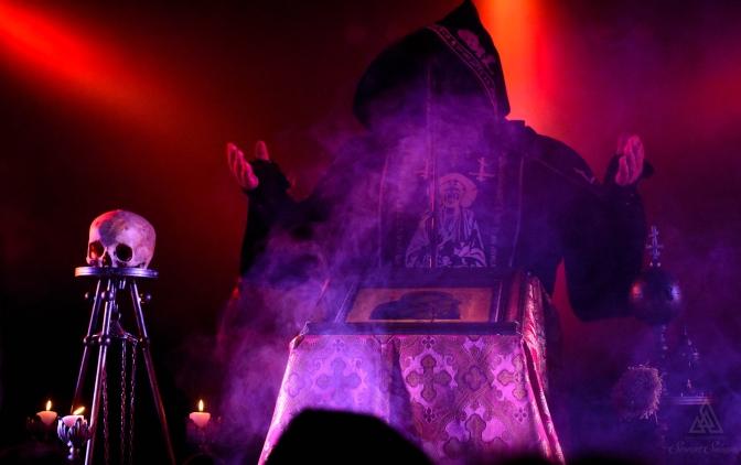 LIVE REVIEW: Turku Saatanalle V continued… 3 months later: BATUSHKA, KORGONTHURUS & WORMWOOD