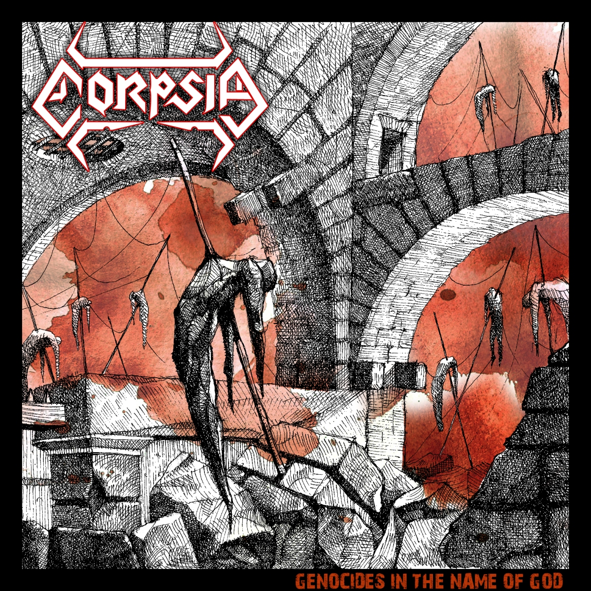 REVIEW: CORPSIA - GENOCIDES IN THE NAME OF GOD