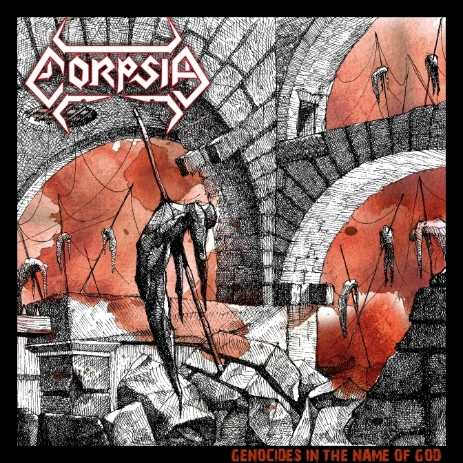 REVIEW: CORPSIA – GENOCIDES IN THE NAME OF GOD