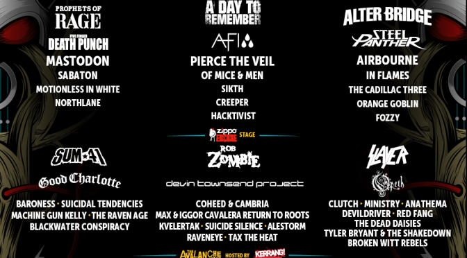 Dark Art Conspiracy – Download Festival UK Feature