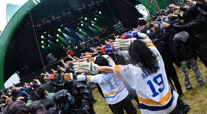 PHOTO REPORT: NUMMIROCK 21.-25.6.2017, Finland