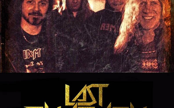 LAST PHARAOH sign worldwide deal with PURE STEEL RECORDS