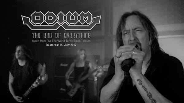 "ODIUM: ""The End Of Everything"" videoclip + album details"