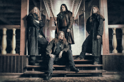 ORDEN OGAN Release New Lyric Video 'Fields Of Sorrow' From Upcoming Album 'Gunmen'