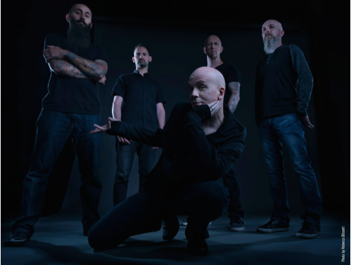 DEVIN TOWNSEND PROJECT – launch video for 'Offer Your Light'; win award at Metal Hammer Golden Gods