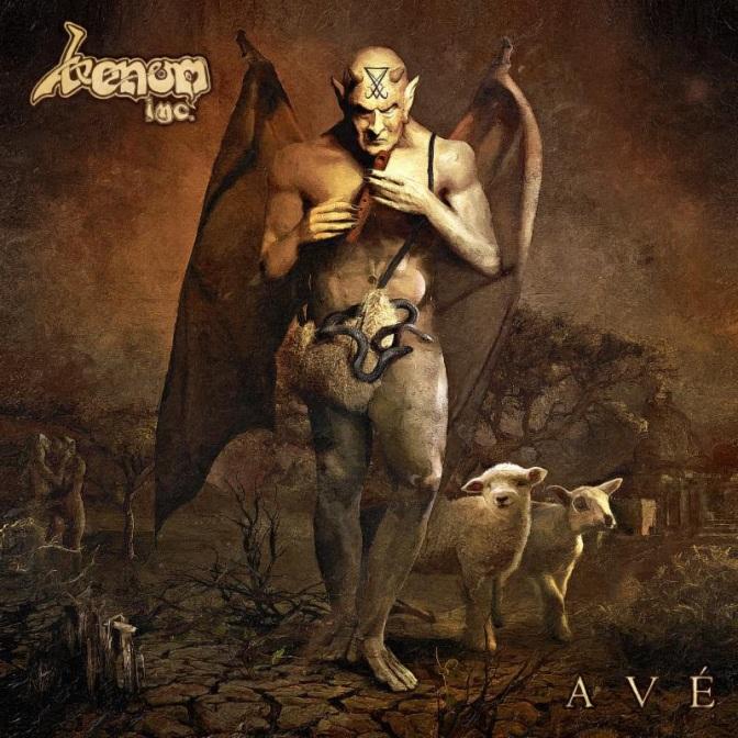 "Extreme Metal Originators VENOM INC. Return with New Full-Length Album, ""Avé"""