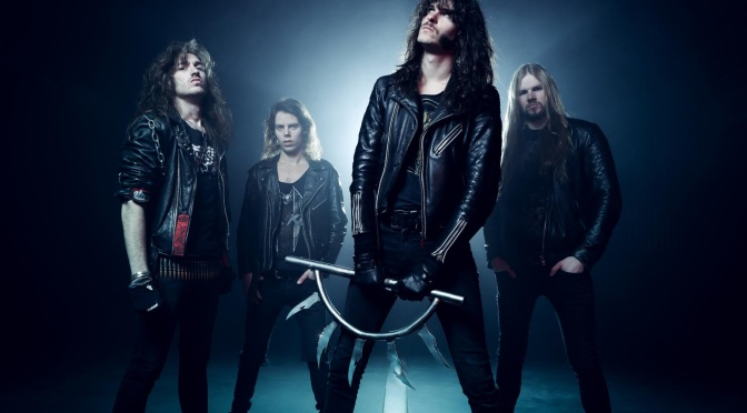 EVIL INVADERS   Premiere Music Video For First Track Off Upcoming Album!