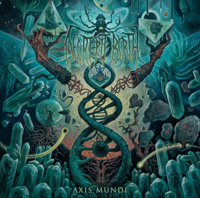 "DECREPIT BIRTH premiere lyric video for new song ""Hieroglyphic"""