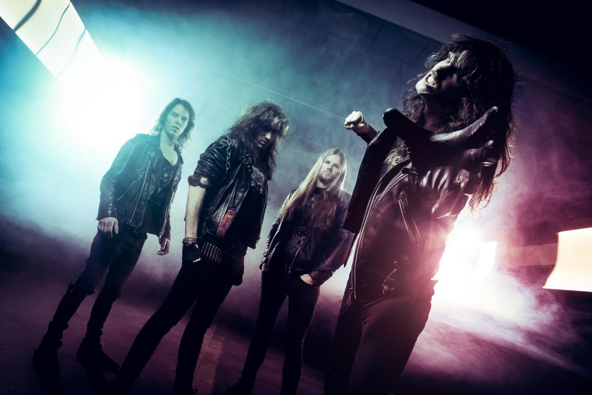 EVIL INVADERS   Announce First Details Of Upcoming Album!