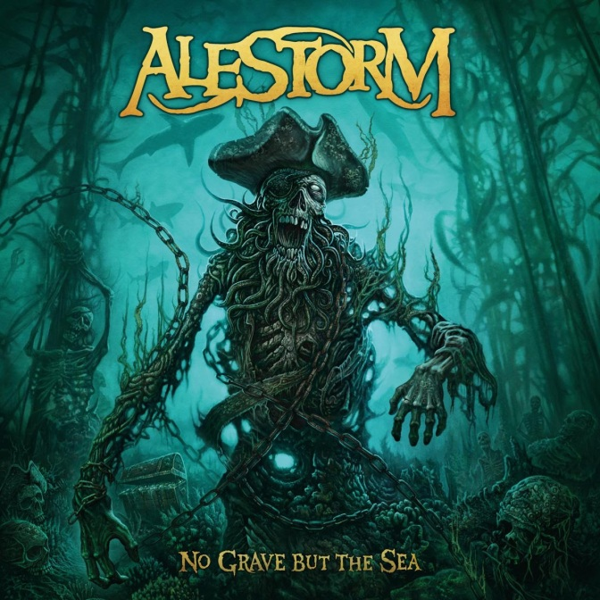 ALESTORM  BOARDING THE OFFICIAL ALBUM CHARTS!
