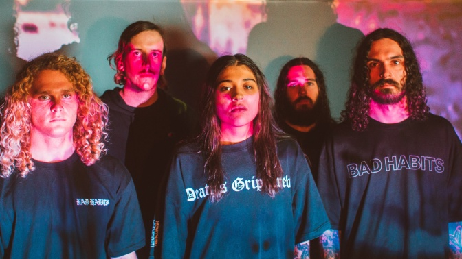 CURSED EARTH SIGN TO UNFD & ANNOUNCE EP