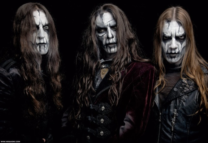 "Carach Angren unleash monstrous video of ""Charles Francis Coghlan"""