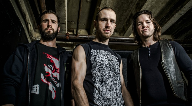 "Metal-Reggae Fusion NINJASPY To Co-Headline ARMSTRONG METAL FEST + New Album Out ""Spüken'"""