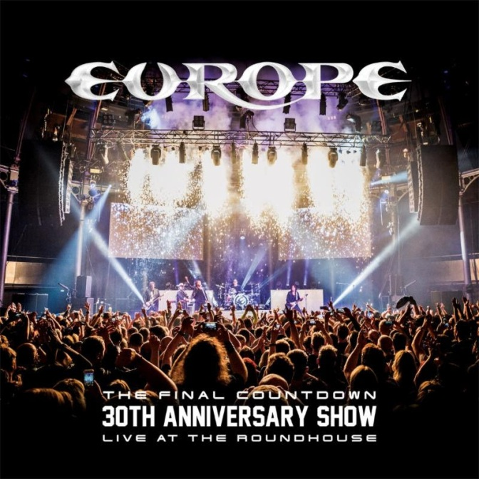 Classic Rock Legends EUROPE Release Exclusive Clip from Iconic Roundhouse 30th Anniversary Show