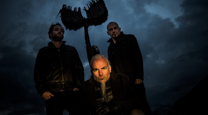 "SAMAEL Reveal Video For New Song ""Angel of Wrath""!"