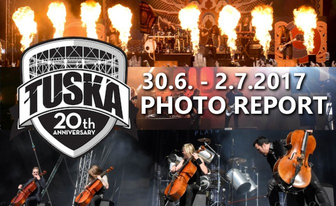 PHOTO REPORT: 3 Days at TUSKA – 30.6.2017 – 2.7.2017, Finland