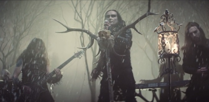 "Cradle Of Filth Share Video For New Single ""Heartbreak And Seance""  Taken from their Forthcoming Album ""Cryptoriana"""