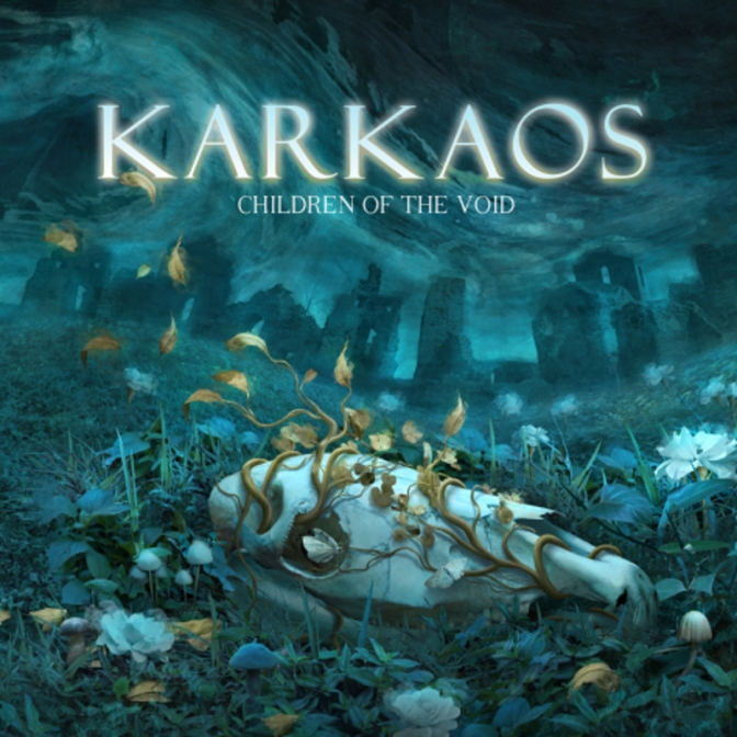 Karkaos Stream New Album 'Children Of The Void' On YouTube