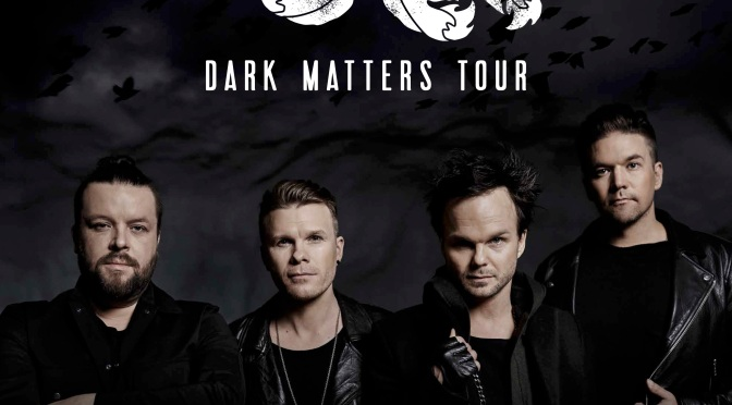 KLOGR to support THE RASMUS on their European tour this November!