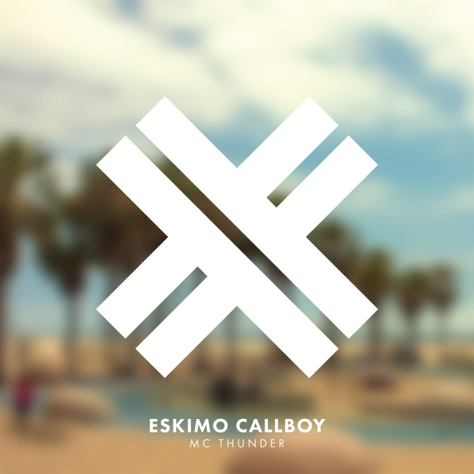 "ESKIMO CALLBOY – release ""MC Thunder"" video taken from the album ""The Scene"""