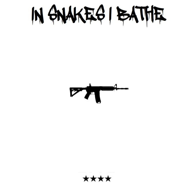 """In Snakes I Bathe launch pre-orders for """"In Snakes I Bathe"""" EP"""