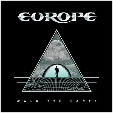 "EUROPE Announce ""Walk The Earth"" Album"