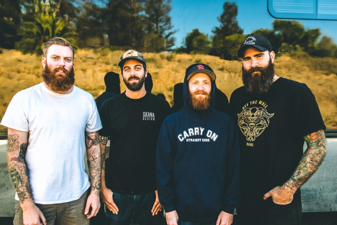 FOUR YEAR STRONG Announce New Unplugged/Rarities album
