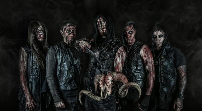 "Empyrean Throne Releases The Music Video ""Sed Nomini Tuo Da Gloriam"" From Their Upcoming Debut Album ""Chaosborne"""