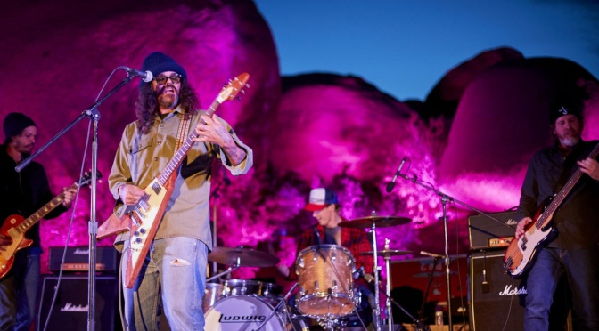 BRANT BJORK  PREMIERES SONG FROM HIS FIRST LIVE ALBUM!