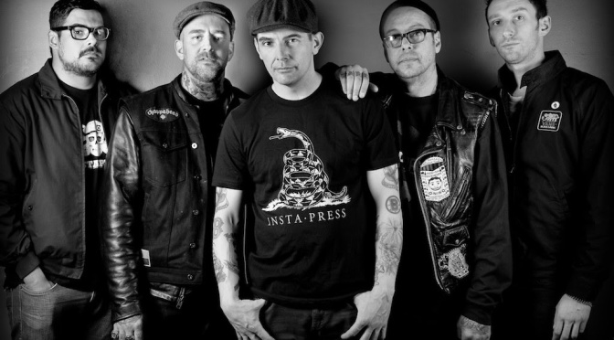 STREET DOGS ink worldwide record deal with Century Media Records; join Vans Warped Tour & hit Europe