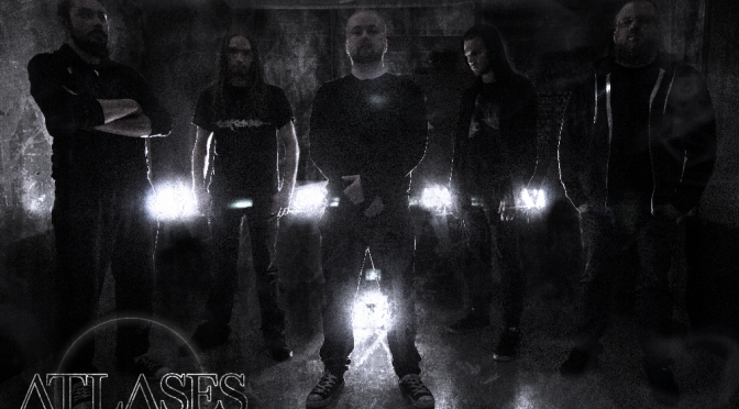 Finnish Post Metal ensemble Atlases release new single and video, Medusa