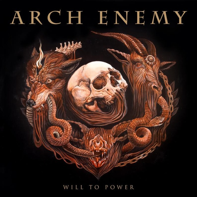 "ARCH ENEMY Launch Pre-Order For New Album, ""Will To Power"", Out September 8 via Century Media Records"