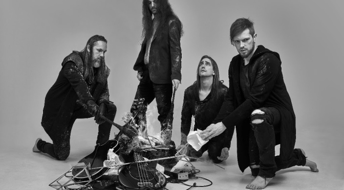 Emptiness unveil new live video